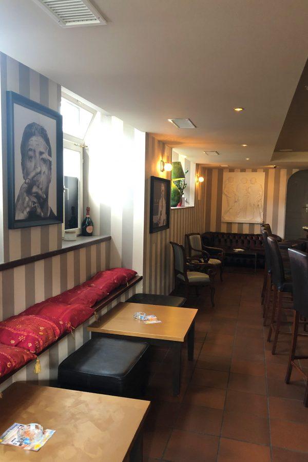 Santa Verena - La Dolce Vita - Bar und Raucherlounge