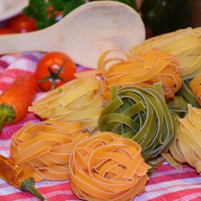 Santa Verena, Hausgemachte Pasta