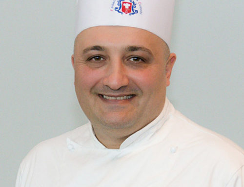 Federico Mocci – Chefkoch im Santa Verena Wollerau