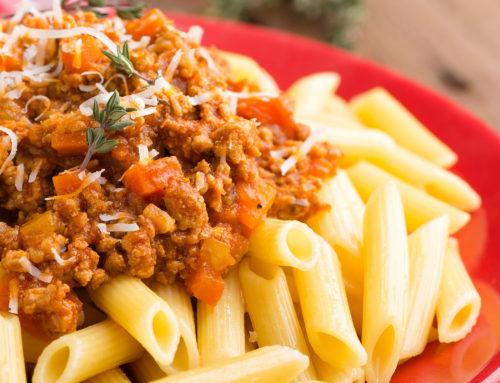 Wie früher: Unsere hausgemachte italienische Pasta!