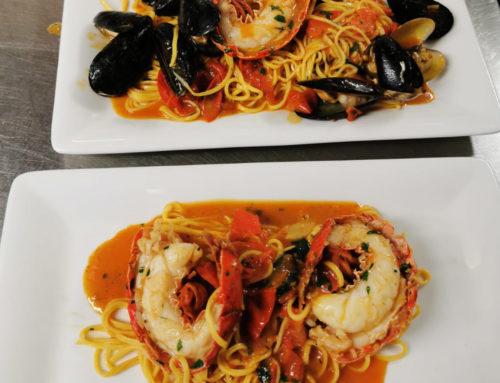 Giuseppe Fazio über sein italienisches Restaurant «Santa Verena»: