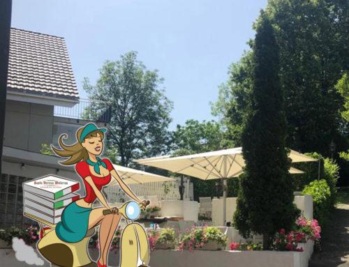 Jetzt das Santa Verena auf der Terrasse geniessen!