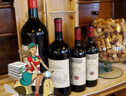 In unserem Weinkeller schlummert manch edler Tropfen und wartet nur auf Sie!
