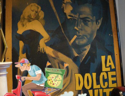 Jetzt wieder offen: Bar und Raucherlounge: «La Dolce Vita».