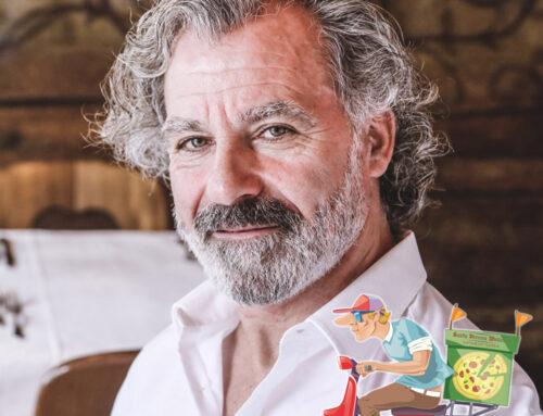 Giuseppe Fazio, Gastgeber im «Santa Verena» heisst Sie herzlich willkommen!