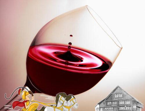 Das Leben ist einfach zu kurz für schlechten Wein!