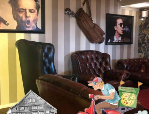 La Dolce Vita – Die Bar- und Raucherlounge in Wollerau.